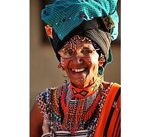 FEB26 Traditional Dress Photographic Print