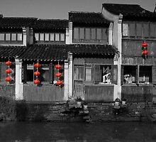 Lantern Festival - Suzhou, China by Mark Bolton