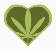 I heart weed! by inkspire