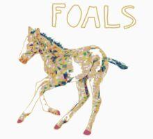Run, Foal, Run by Kristina  Tsourdalakis