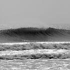 Textured Wave by JGetsinger