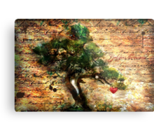 The Harvest: A New Heart Metal Print