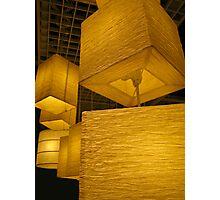 lanterns 1 Photographic Print
