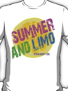 summer and limo T-Shirt