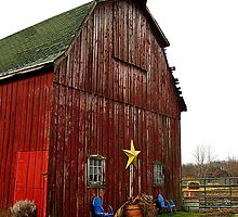 Star Barn by Jessica Snyder