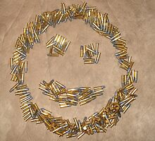 Ammo Smiley by Mike Edmondson