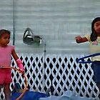 Hoop dreams, motor oil and tarps  ( Trailer Park America Series ) by Isa Rodriguez