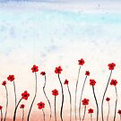 Poppy Field by klbailey