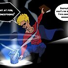 Preconceptions Fall Before the Might of Skeptic-Man's Hammer! by Michael Lee