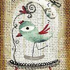 Pajarito en jaula musical by Ruth Fitta-Schulz