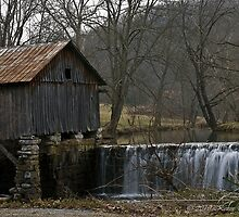 Cowan Mill by kjerrellimages