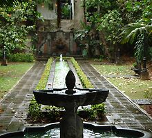 Secret Garden of Old San Juan by sullivan59