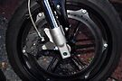 Buell Front Wheel by John Schneider