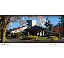 Card: Tualatin Counrty Club - Spring 2007 by USGolfers
