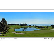 Card: Sandpiper Golf Course - Summer 1998 by USGolfers