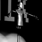 kraftwerk, the robots by Bill Chant