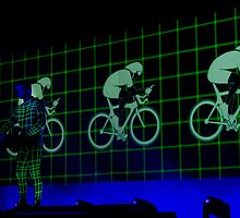 kraftwerk, le tour by Bill Chant