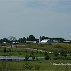 Amish Farm in Ohio by DrCharlie