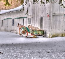 The Wagon by Kim McClain Gregal