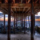 Pier at Newport Beach, Ca by kingstid