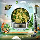 Aloo Gobi by Yuliya Art