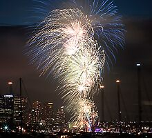 New Years Eve Sydney by damienlee