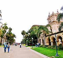 Sunday Afternoon at Balboa Park by Cody McKibben