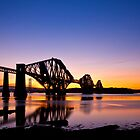 Forth Bridge by Scott Masterton