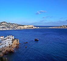 A Mediterranean Hideaway by Cody McKibben