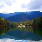 Mountain Lake by KellyEverill