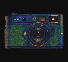 Leica M8 on acid Kids Clothes