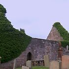 St Nicholas Ruins, Prestwick, Scotland by ElsT