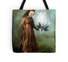 Shining light Tote Bag