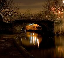 Bow Canal by david marshall