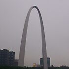 The Gateway Arch by annieboo