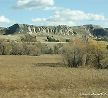 Pine Ridge Reservation South Dakota by DrCharlie