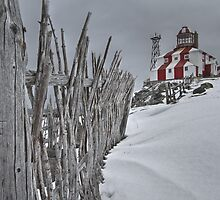 Bonavista Lighthouse by Kevin  Kroeker