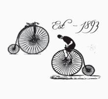 Est 1893 Tee by inkspire