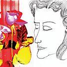 Maribel & Roses by Bee Williamson