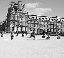 Segway Invasion by awiseman