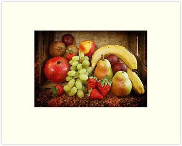 Fruit Salad by Barb Leopold