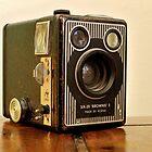 Kodak Six-20 Brownie E by elaintahra