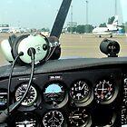 Cessna 172 by elaintahra