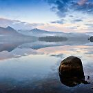 Derwent Water - Cumbria by David Lewins LRPS