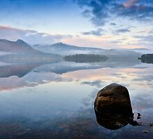 Derwent Water - Cumbria by David Lewins