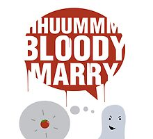 Blood Mary by Ricardo Martins