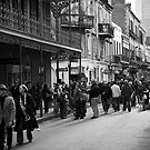 Bourbon Street by Chris Moore