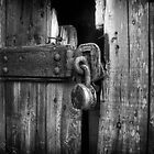 Rusty Lock by MarkStuttard