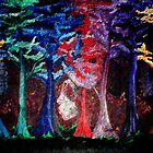 SOUL FOREST by CustomCanvasART