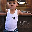 FORD Rat Rod and Blue Eyed Boy - Elsinore by Larry3